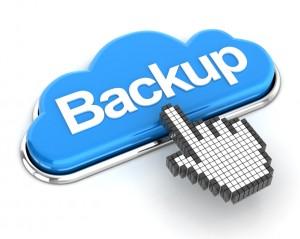 Cloud back-up