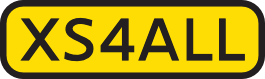 XS4ALL logo